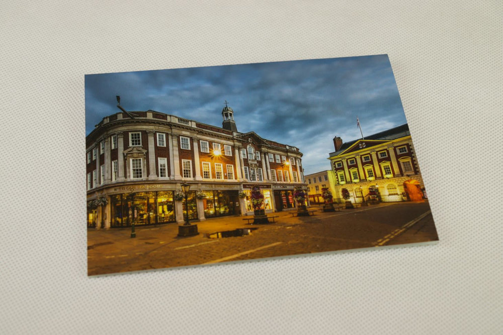 Chris Ceaser Greetings Cards - St. Helen's Square