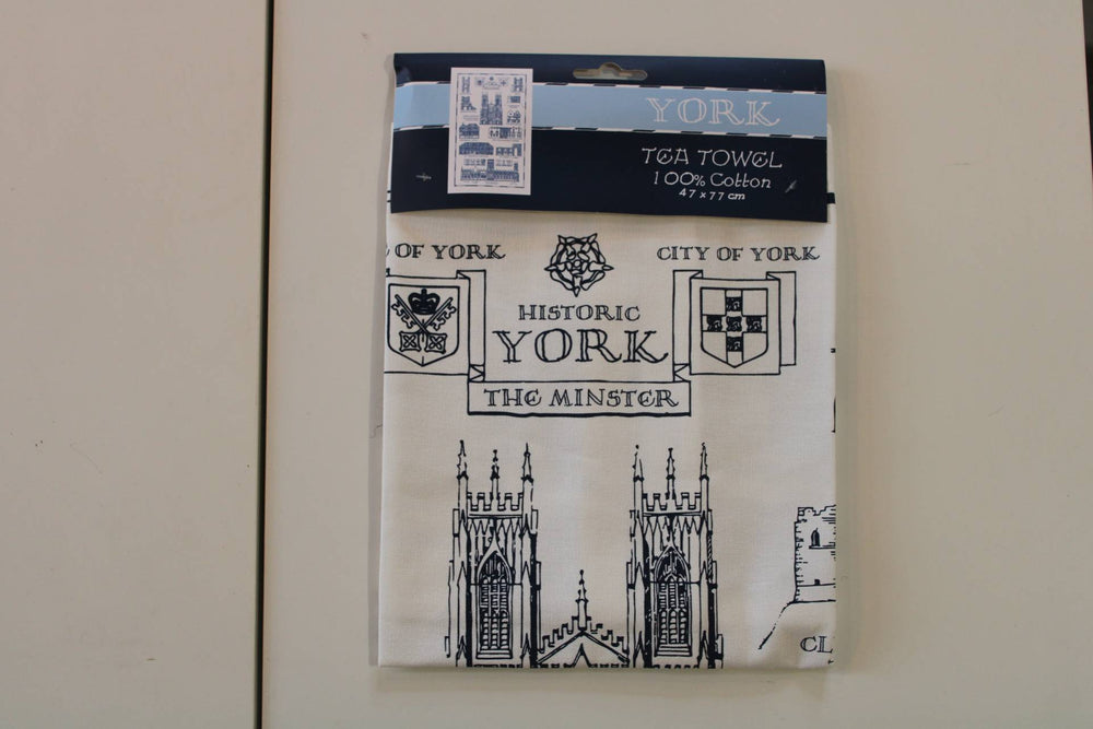 Temple Island Heritage Tea Towel