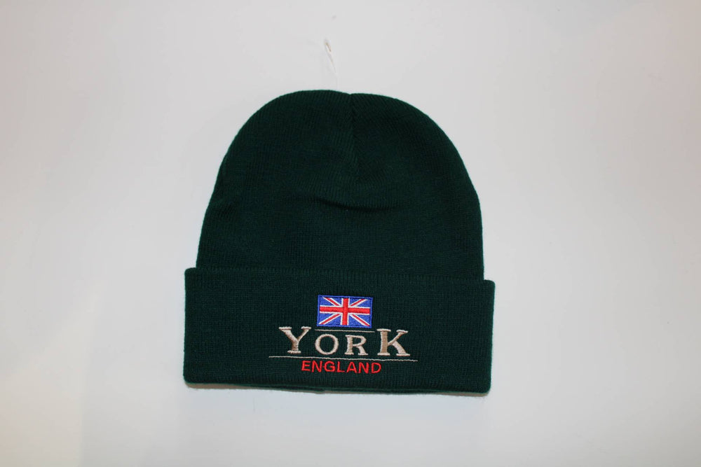 York Beanie Hat - Green