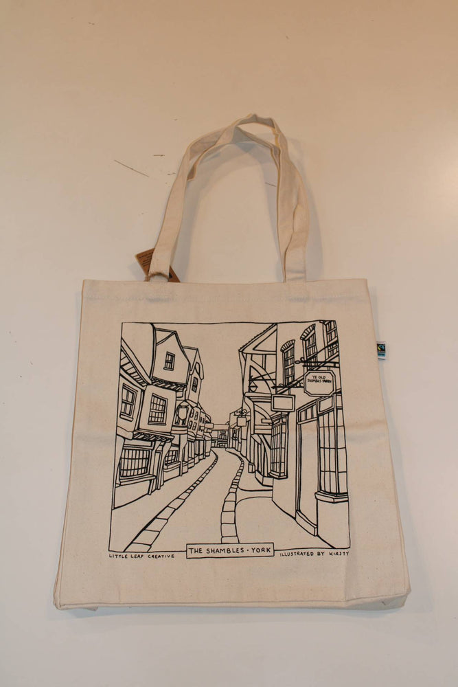 Little Leaf Creative - Shambles Tote Bag