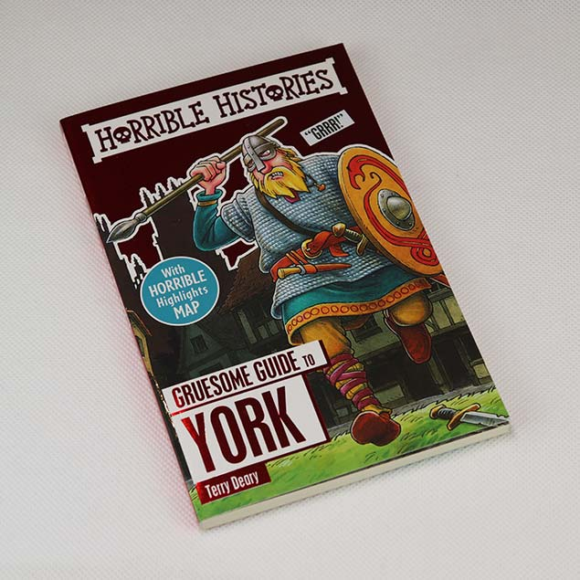 Horrible Histories: York  - Gardners / Outstanding