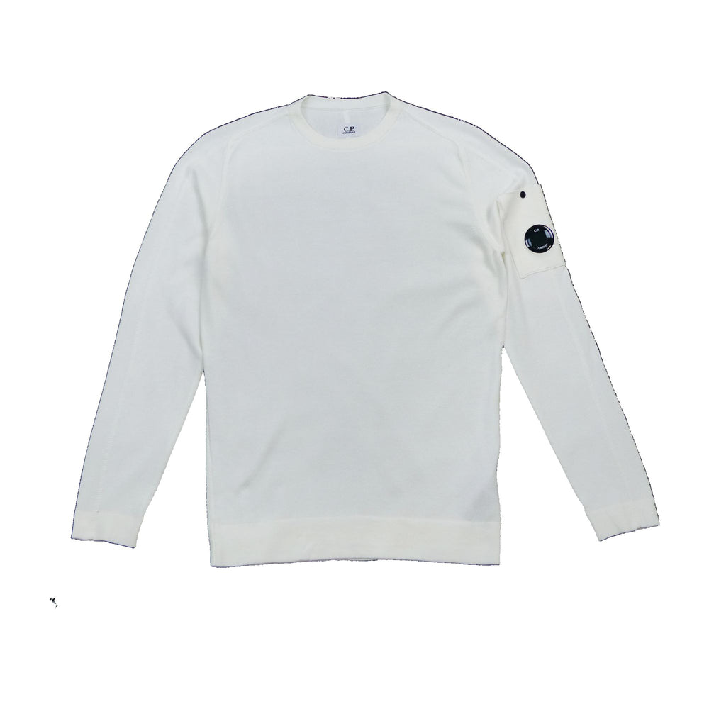 CP Company Sea Island Med Lens Sweater