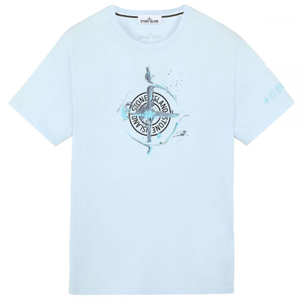 Stone Island 2NS83 'MARBLE ONE' T-Shirt