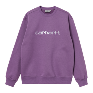 Load image into Gallery viewer, Carhartt Script Logo Sweatshirt