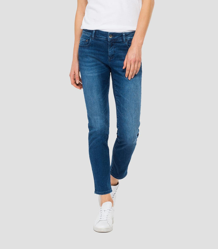 Replay Womens Faaby Slim Fit Jeans, WA429 93A 823 009