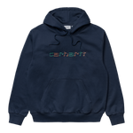 Carhartt Hooded Shadow Script Sweatshirt