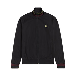 Fred Perry J1556 Lightweight Piqué Track Jacket