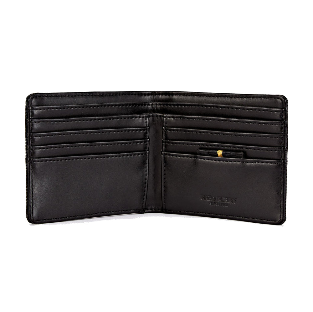 Fred Perry L9294 Piqué Texture Billfold Wallet