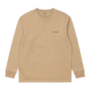 Load image into Gallery viewer, Carhartt l/s American Script T-Shirt
