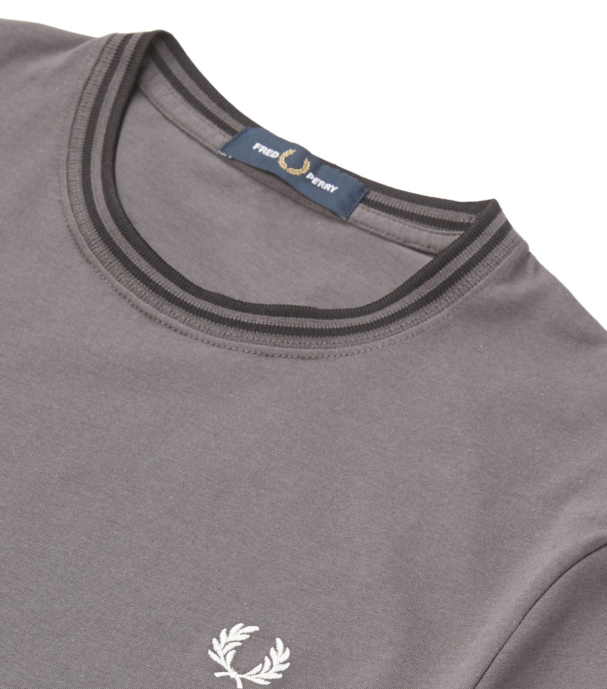Fred Perry M1588 Twin Tipped Crew Neck T-Shirt