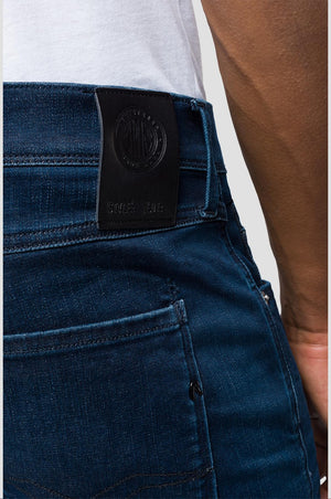 Load image into Gallery viewer, Replay Anbass Hyperflex Slim Fit Jeans, Medium Dark, M914.661.804.007