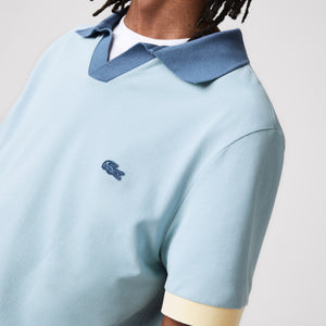 Lacoste PH9705 Open Collar Polo T-Shirt