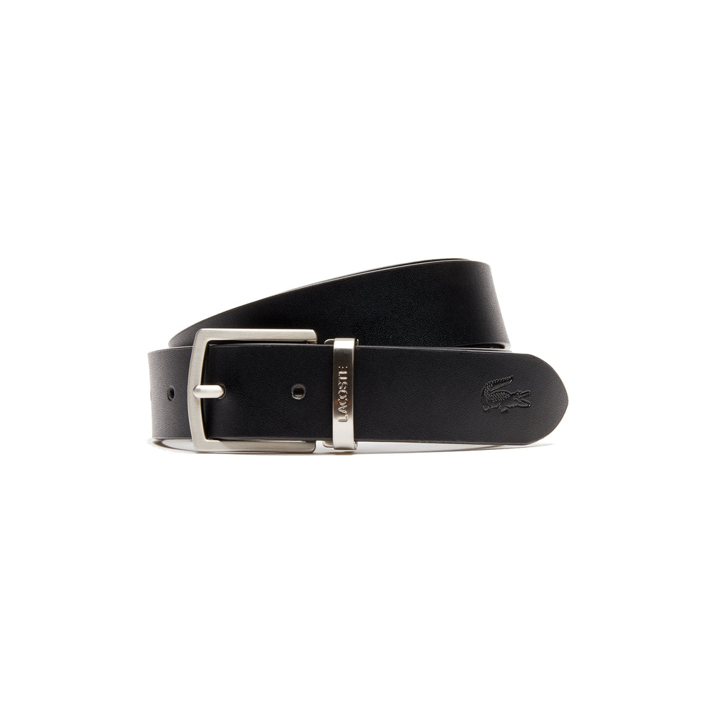 Lacoste RC4012 Reversible Belt With 2 Adjustable Buckles