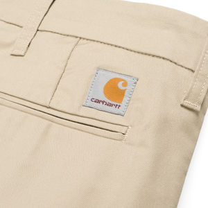 Carhartt Sid Pant, Slim Tapered Fit, Lamar Stretch Twill