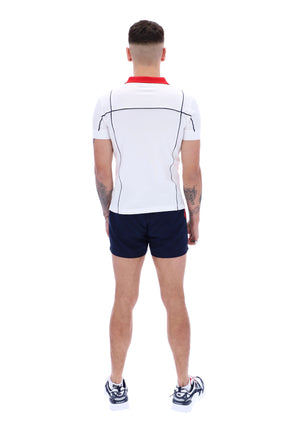Load image into Gallery viewer, Fila Terrinda Polo with Piping