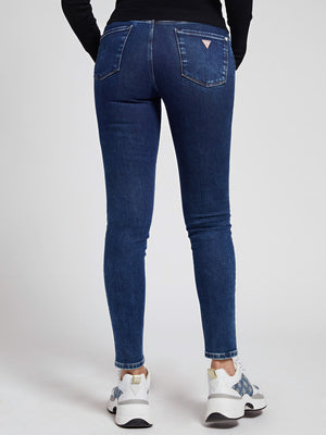 Load image into Gallery viewer, Guess Annette Eco Lush Skinny Mid Jeans