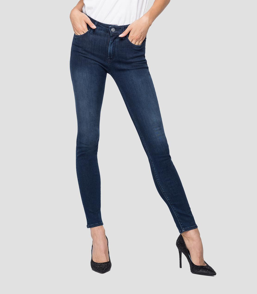 Replay Luzien WHW689 41A 771 007 Skinny Highwaist Jeans