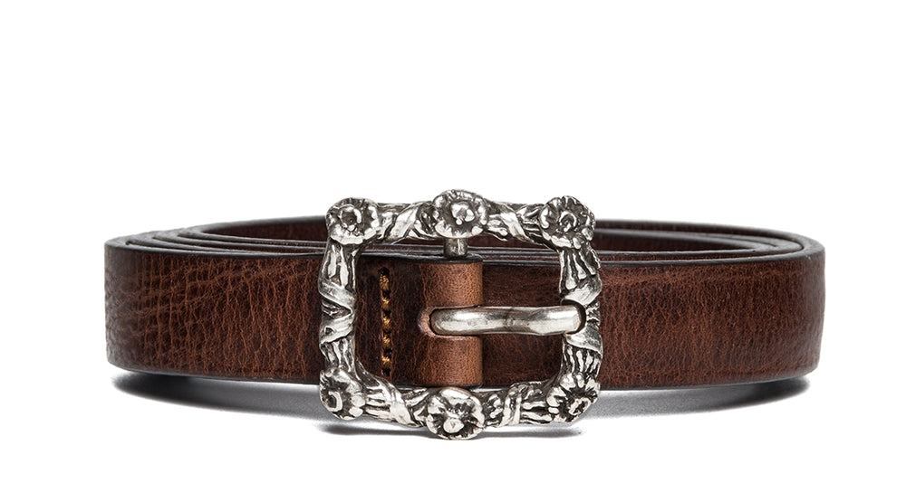 Replay Women's Aw2466  Douglas Leather Belt