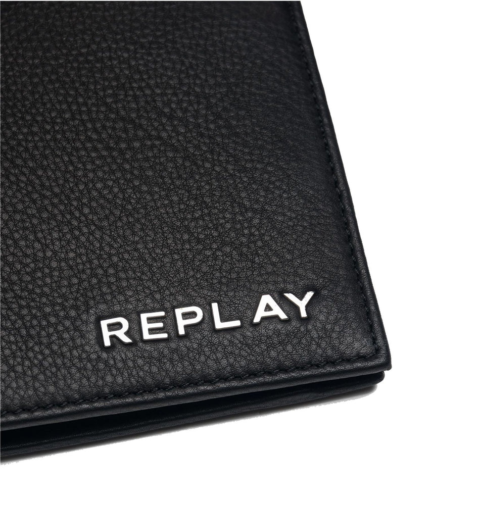 Replay FM5162 Small Leather Wallet