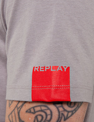 Load image into Gallery viewer, Replay M3000 Basic Crew Neck T-Shirt