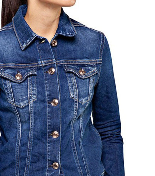 Load image into Gallery viewer, Replay Women's WA7651 Denim Jacket