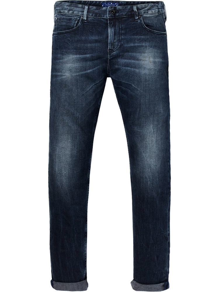 Scotch & Soda Tye Carrot Slim Fit Jeans, Completely Lost