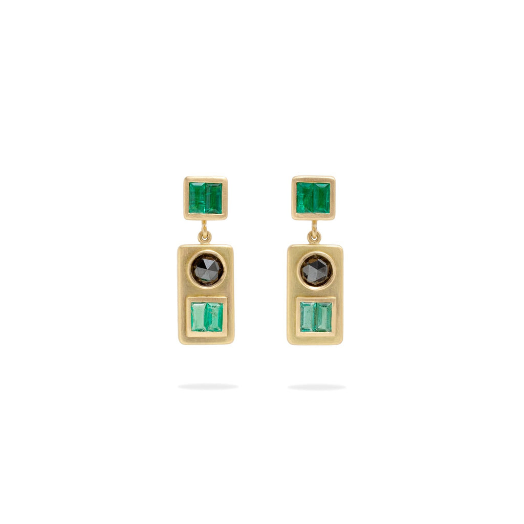 Patmos Selene Removable Drop Earring