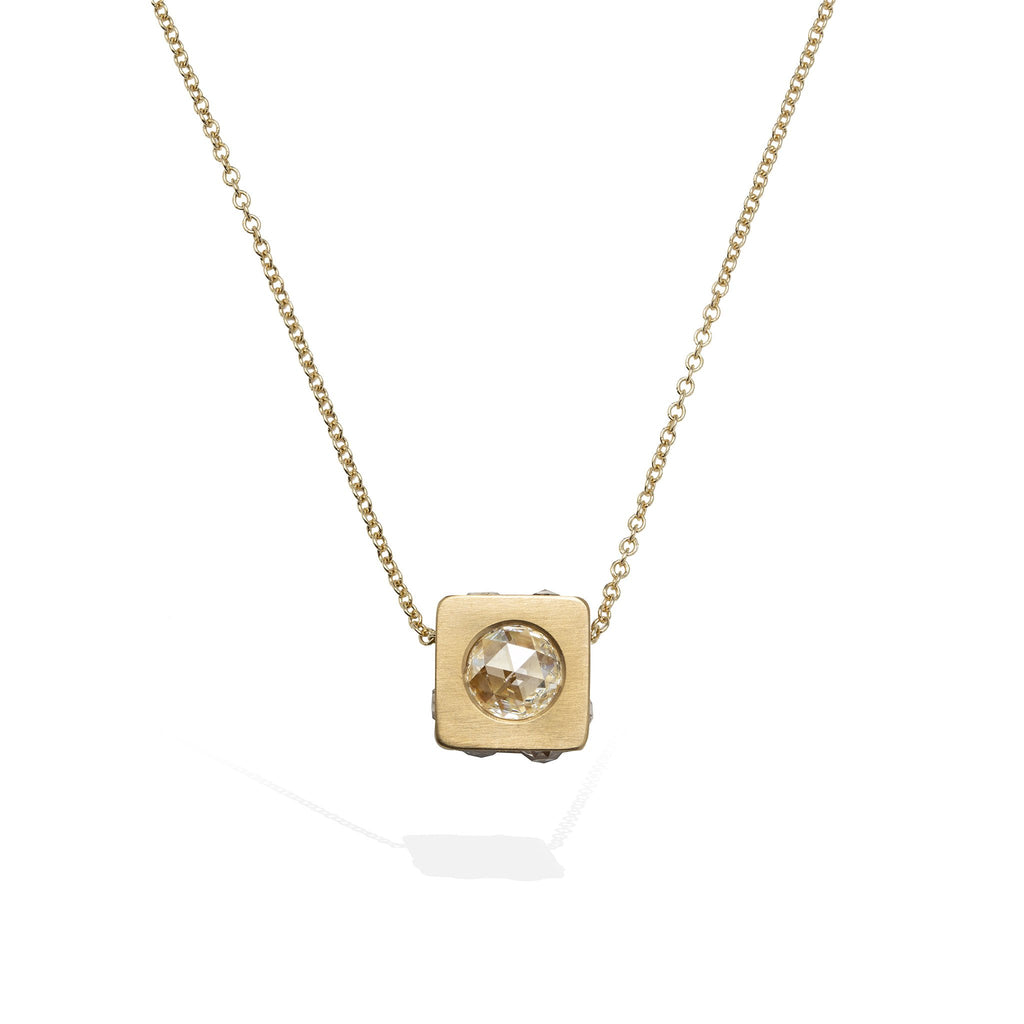 Patmos Diamond Pendant