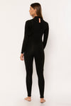 WOMEN'S 7 SEAS 3/2 MM CHEST ZIP FULL SUIT