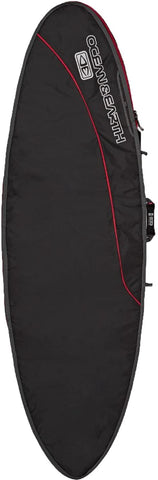 AIRCON TRAVEL FISH COVER BLACK 5'8