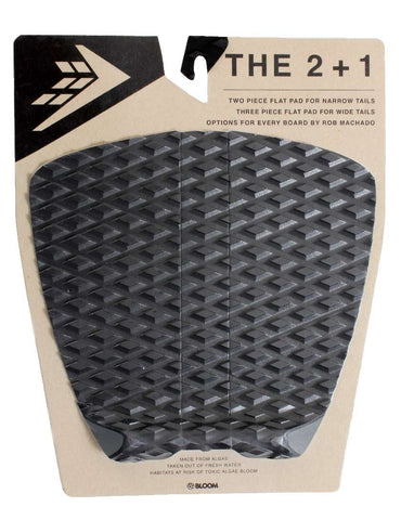 ROB MACHADO 2+1 SURFBOARD TAIL PAD