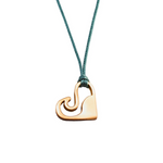 SILVER+SURF JEWELLERY LOVE WAVE S