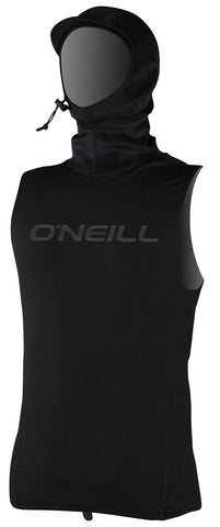 THERMO-X VEST WITH NEO HOOD