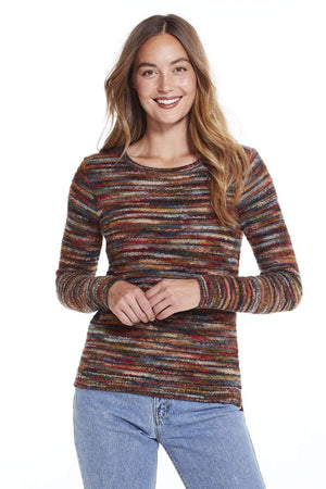 Kero Women's Pullover Marcia Hand-Dyed Alpaca Jumper for Women