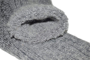 Invisible World Womens Accessories Nirvana-Level Alpaca Ultra Comfort Socks: The Alaska Oven