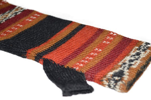 Invisible World EU Potosi Alpaca Scarf and Fingerless Glove Set