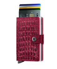 Afbeelding in Gallery-weergave laden, Secrid Miniwallet Nile Red