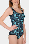 Jellyfish Youth Swimsuit-SeeMyLeggings