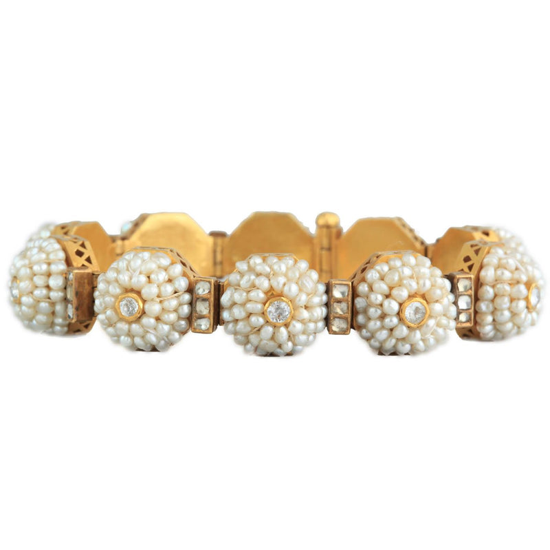 Basra Pearl Bangle