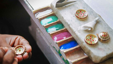 Real Polki Jewellery - Picture outsourced from GIA