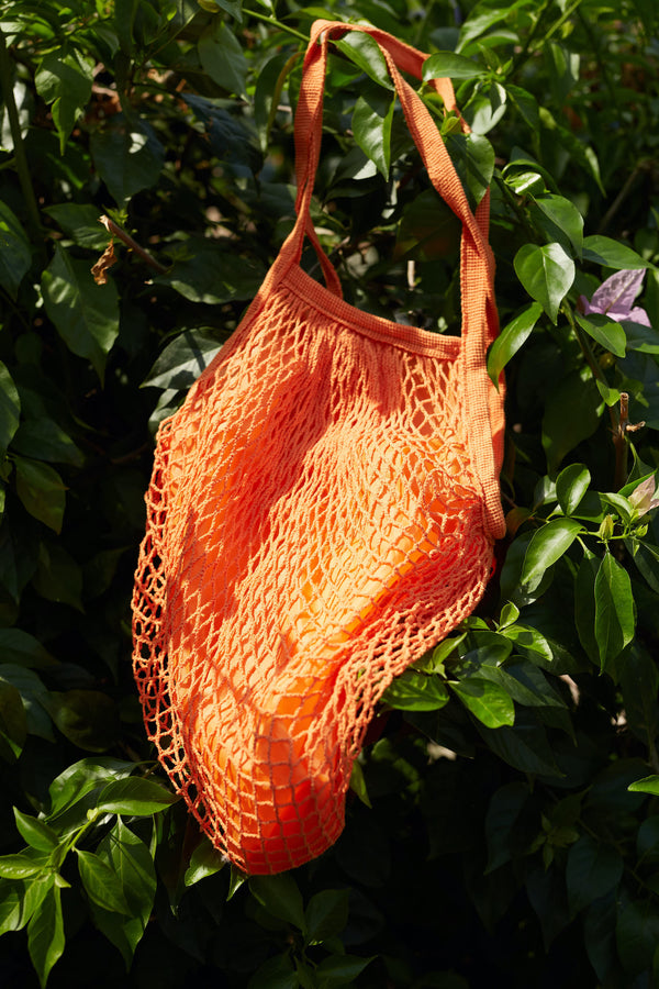 Fishnet Beach Bag