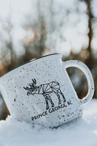 Moose Coffee Mug
