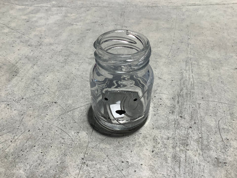 Canadian Mason Jar Shot Glass