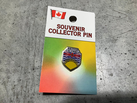 British Columbia Pin