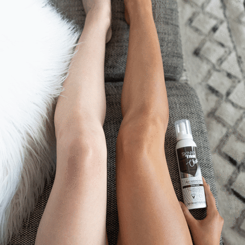 Skinny Tan Choc Whip Mousse - Dark 150ml - Skinny Tan SA
