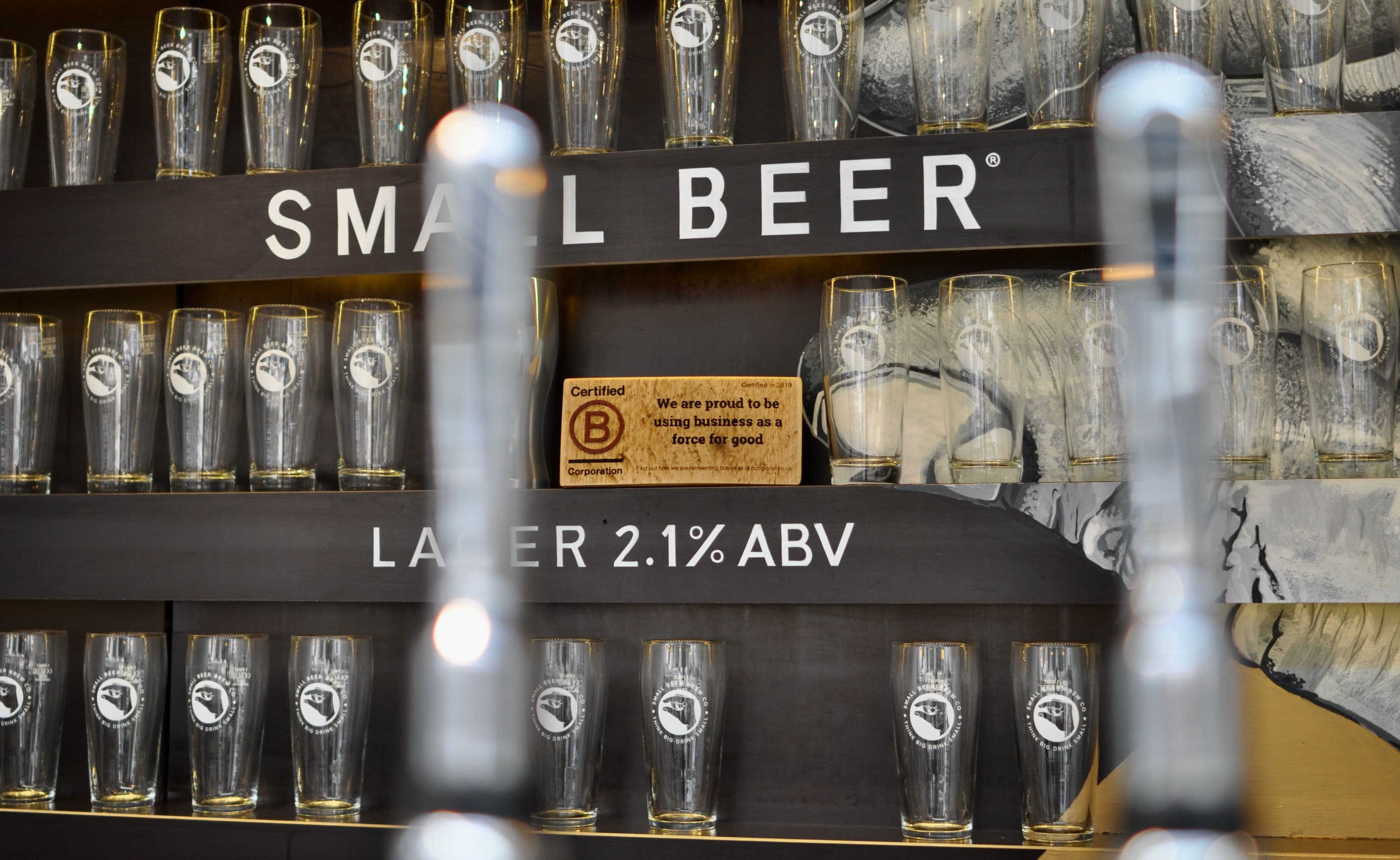 Small Beer Brewery BCorp