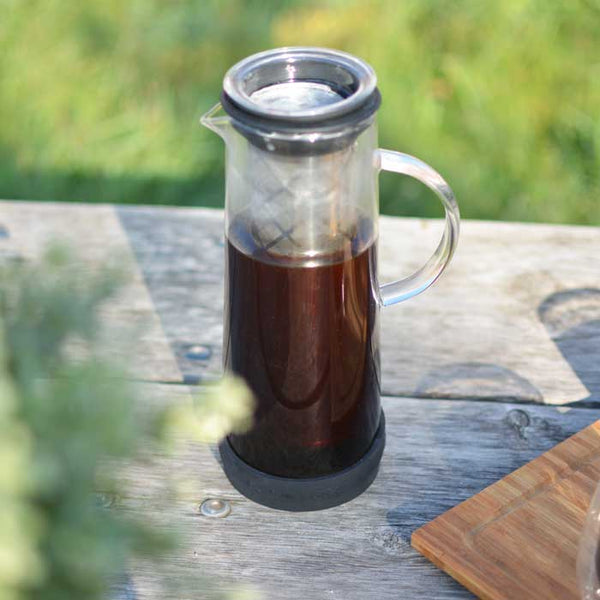 cold brew coffee maker wholesale pot glass