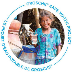 grosche safe water project canada wholesale french press tea accessories