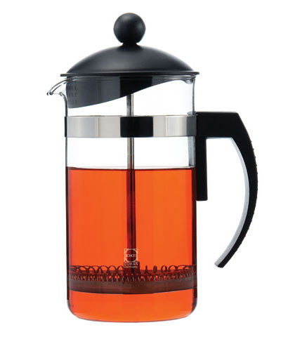 French Press: GROSCHE Findon, 1000ml/34 fl. oz/8 cup - Package of 4