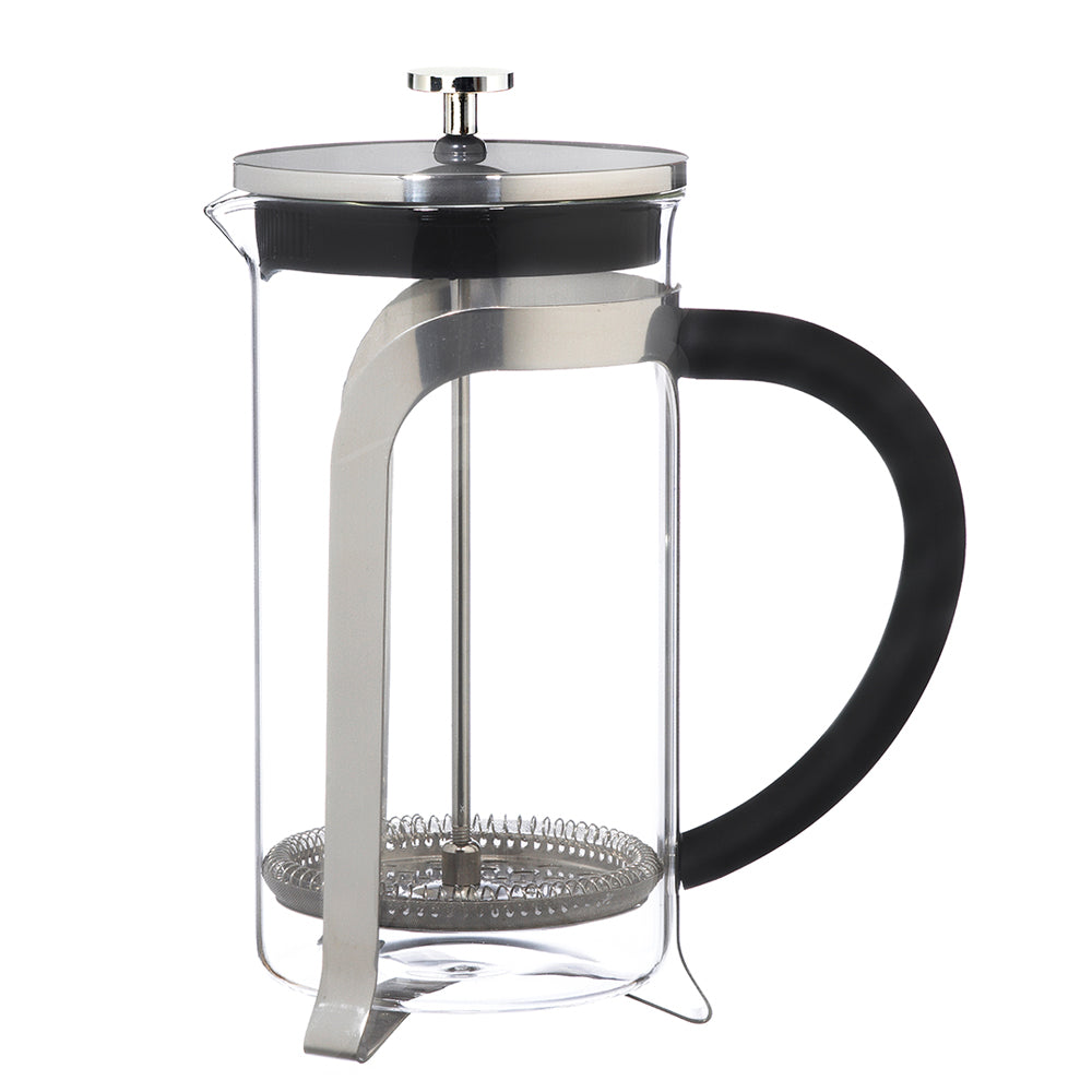 French Press: GROSCHE Oxford - 1000ml/34 fl. oz/8 cup -Package of 4